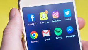adult traffic using social media